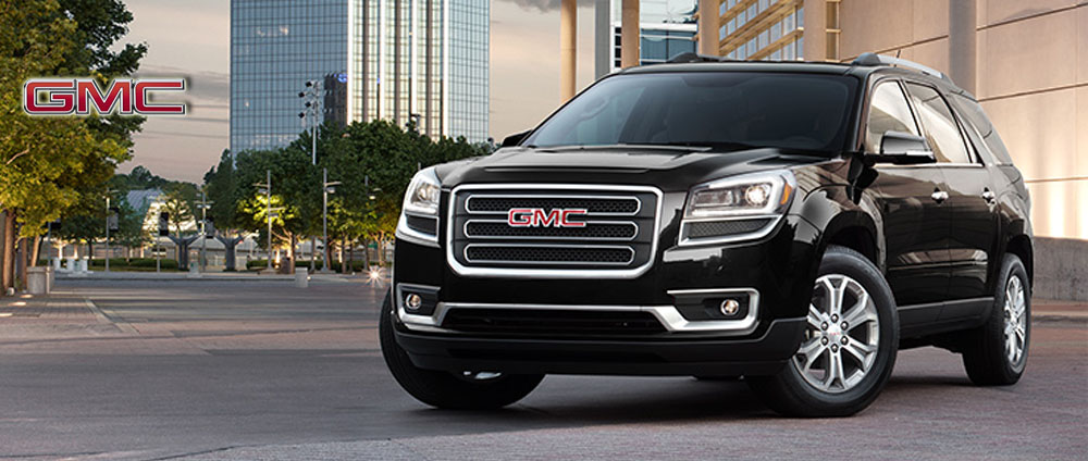 USA Car service GMC